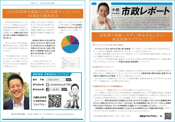 小田たかゆき通信05 表
